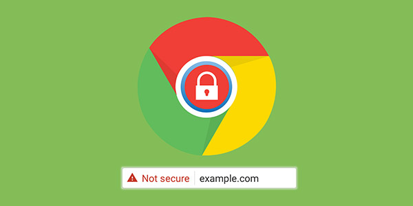 How to avoid Chrome Browser's 'Not Secure' Warning