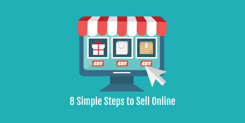 8 Simple Steps to Sell Online
