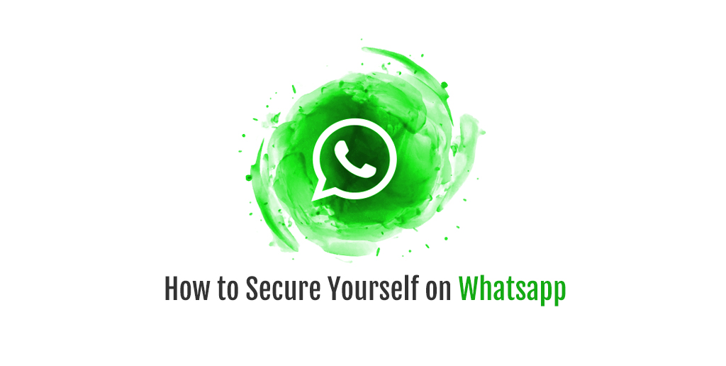 How to Secure Yourself on Whatsapp