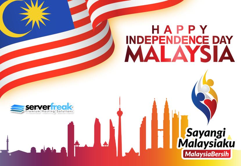 Selamat Hari Kebangsaan ke 62 -Malaysiaku! 🇲🇾